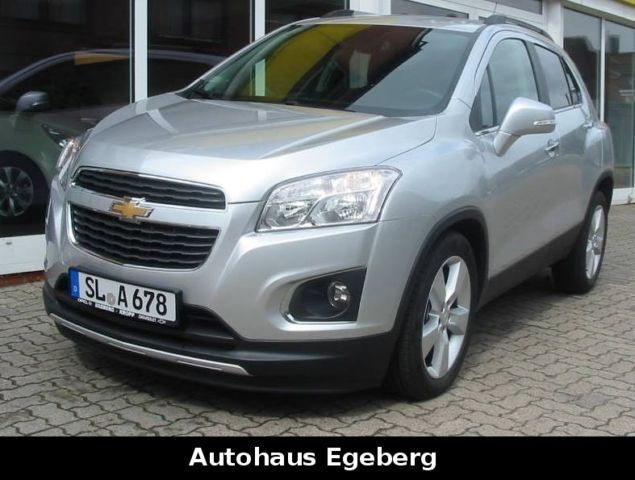verkauft chevrolet trax 1 4t lt gebraucht 2014 km in kropp. Black Bedroom Furniture Sets. Home Design Ideas