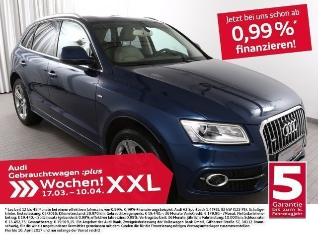 gebraucht Audi Q5 Q5 3.0 TDI quattro 190(258) kW(PS) S tronic