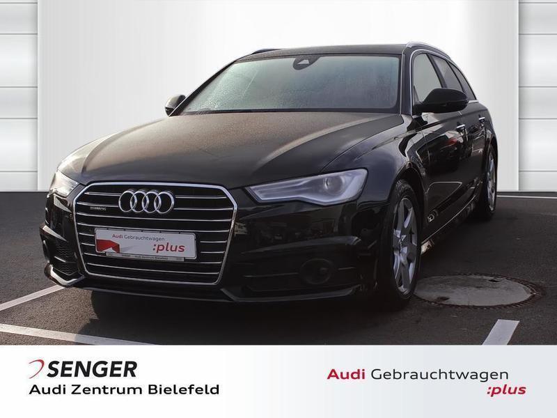 Gebraucht 2017 Audi A6 3 0 Diesel 40 990 33609 Bielefeld Autouncle