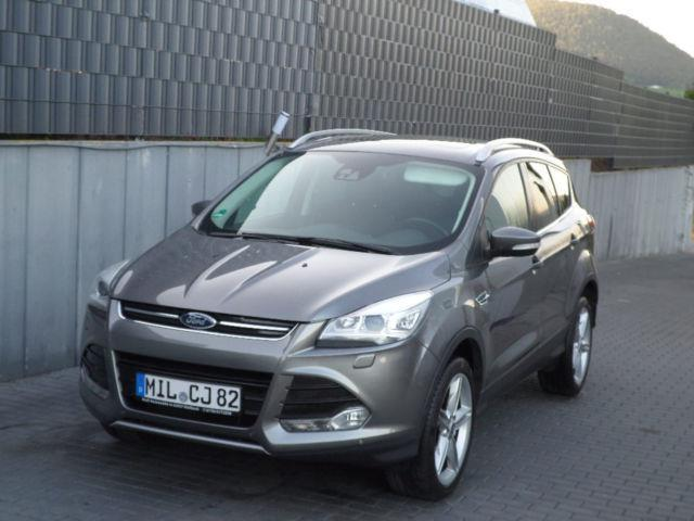 verkauft ford kuga titanium automatik gebraucht 2013 km in weilbach. Black Bedroom Furniture Sets. Home Design Ideas