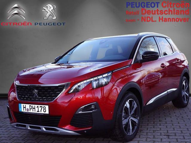verkauft peugeot 3008 allure bluehdi 1 gebraucht 2017 km in hannover. Black Bedroom Furniture Sets. Home Design Ideas