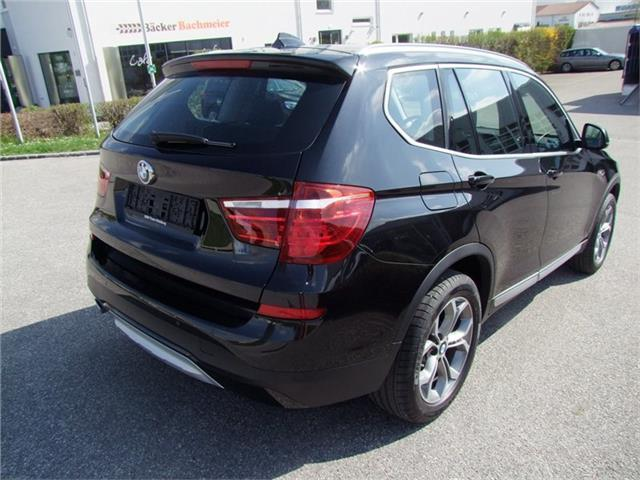 verkauft bmw x3 xdrive20d gebraucht 2016 km in. Black Bedroom Furniture Sets. Home Design Ideas