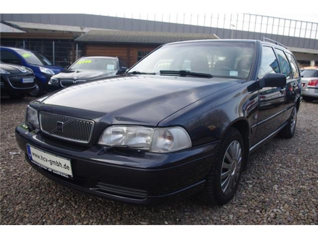 verkauft volvo v70 2 5 gebraucht 1997 km in hamburg. Black Bedroom Furniture Sets. Home Design Ideas