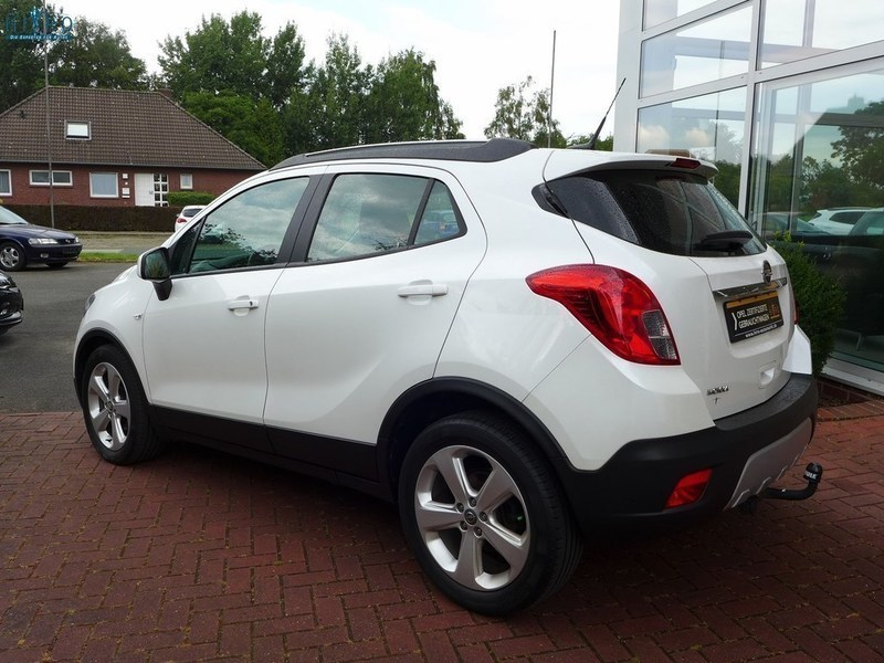 gebraucht selection ecoflex opel mokka 2013 km in wismar. Black Bedroom Furniture Sets. Home Design Ideas