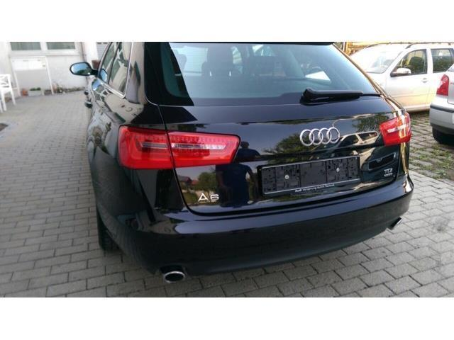 verkauft audi a6 avant 3 0 tdi dpf qua gebraucht 2012 km in heilbronn. Black Bedroom Furniture Sets. Home Design Ideas