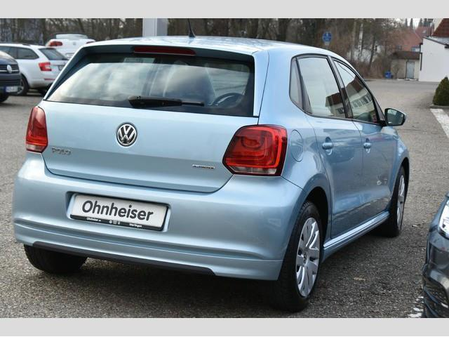 verkauft vw polo 1 2 tdi bluemotion 4 gebraucht 2011. Black Bedroom Furniture Sets. Home Design Ideas