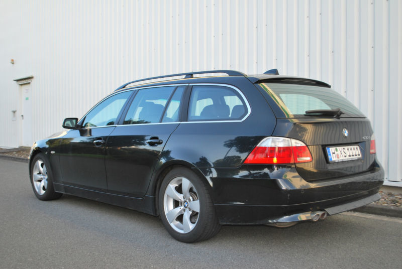 verkauft bmw 530 d touring gebraucht 2004 km in hannover. Black Bedroom Furniture Sets. Home Design Ideas