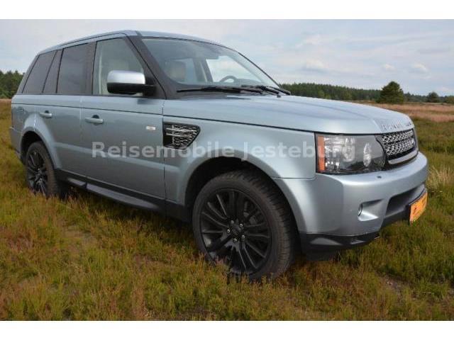 gebraucht range rover sport sdv6 hse land rover range. Black Bedroom Furniture Sets. Home Design Ideas
