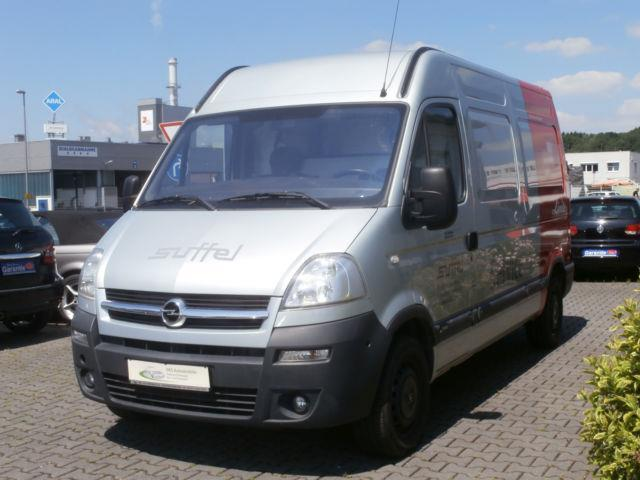 verkauft opel movano 2 5 cdti l1h1 tec gebraucht 2009 km in burscheid. Black Bedroom Furniture Sets. Home Design Ideas
