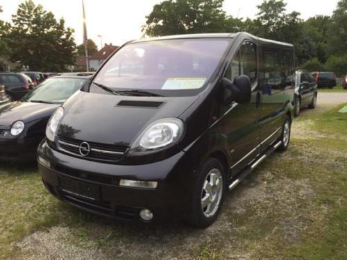 verkauft opel vivaro life westfalia 1 gebraucht 2005 km in arnstadt. Black Bedroom Furniture Sets. Home Design Ideas