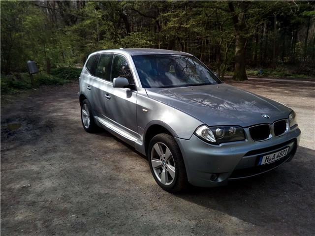 verkauft bmw x3 gebraucht 2004 km in hannover. Black Bedroom Furniture Sets. Home Design Ideas