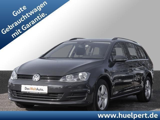 gebraucht VW Golf VII Golf VII Variant 1.6 Comfort Navi SHZ GRA