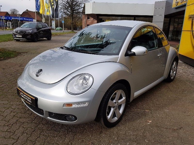 verkauft vw beetle new1 6 freestyle to gebraucht 2011 km in puchheim. Black Bedroom Furniture Sets. Home Design Ideas