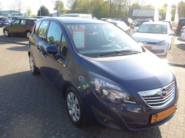 verkauft opel meriva 1 4 innovation gebraucht 2010 km in sulingen. Black Bedroom Furniture Sets. Home Design Ideas
