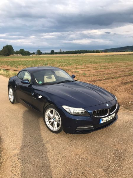 verkauft bmw z4 sdrive30i aut gebraucht 2010 km in stuttgart. Black Bedroom Furniture Sets. Home Design Ideas
