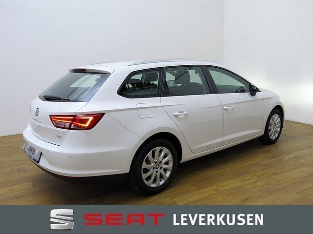 verkauft seat leon st kombi 2 0 tdi fr gebraucht 2016 0 km in leverkusen. Black Bedroom Furniture Sets. Home Design Ideas