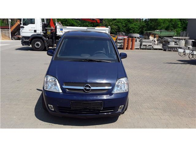 verkauft opel meriva 1 7 cdti enjoy gebraucht 2003 km in r ttenbach. Black Bedroom Furniture Sets. Home Design Ideas