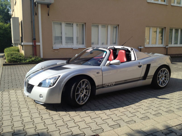 verkauft opel speedster 2 2 hitec komp gebraucht 2003 km in essen. Black Bedroom Furniture Sets. Home Design Ideas