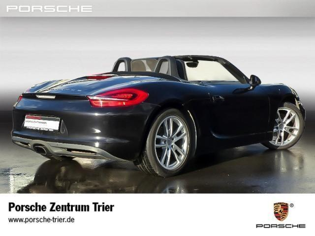 verkauft porsche boxster 981 gebraucht 2012 km in trier. Black Bedroom Furniture Sets. Home Design Ideas