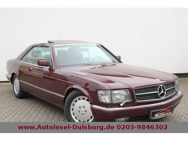 Gebraucht Mercedes S560 C TOP ZUSTAND LIEBHABER FAHRZEUG