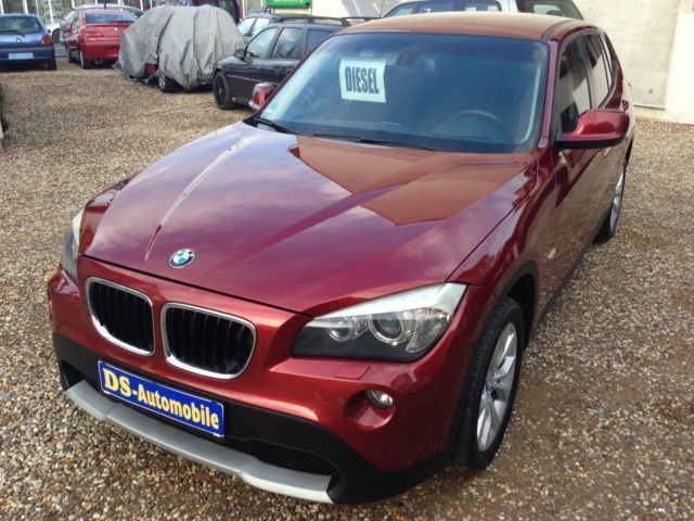 verkauft bmw x1 sdrive18d xenon navi gebraucht 2010. Black Bedroom Furniture Sets. Home Design Ideas