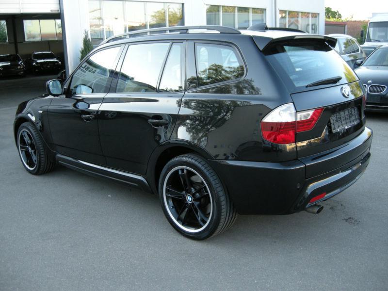 verkauft bmw x3 xdrive20d aut gebraucht 2010 km in fridolfing. Black Bedroom Furniture Sets. Home Design Ideas