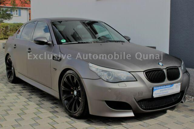 gebraucht 2007 bmw m5 5 0 benzin 507 ps 78532 tuttlingen autouncle. Black Bedroom Furniture Sets. Home Design Ideas