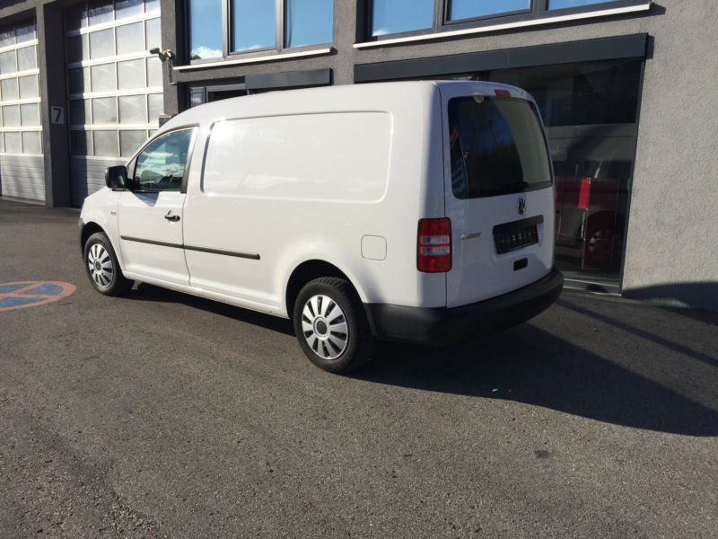 verkauft vw caddy maxi kasten gebraucht 2011 km in reutlingen. Black Bedroom Furniture Sets. Home Design Ideas