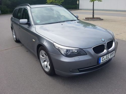 verkauft bmw 520 d touring aut gebraucht 2007 km in chemnitz. Black Bedroom Furniture Sets. Home Design Ideas