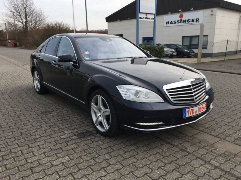 verkauft mercedes s500 s klasse lim 4 gebraucht 2010 km in m lheim k rlich. Black Bedroom Furniture Sets. Home Design Ideas