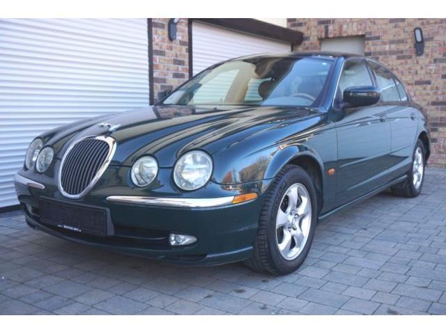 verkauft jaguar s-type 3.0 v6 executiv., gebraucht 2001, 166.169 km