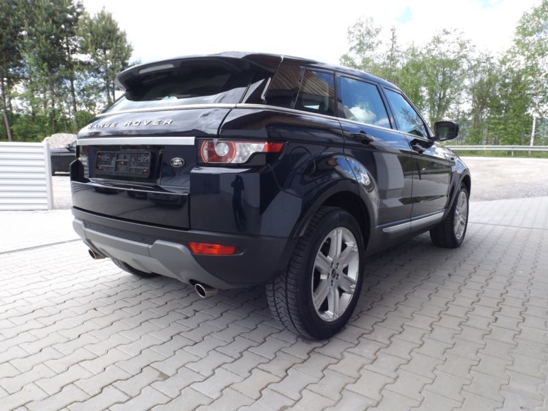 verkauft land rover range rover evoque gebraucht 2011 km in kiefersfelden. Black Bedroom Furniture Sets. Home Design Ideas
