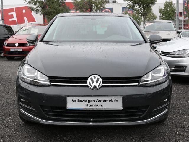 verkauft vw golf vii 1 4 tsi highline gebraucht 2016 km in hamburg. Black Bedroom Furniture Sets. Home Design Ideas