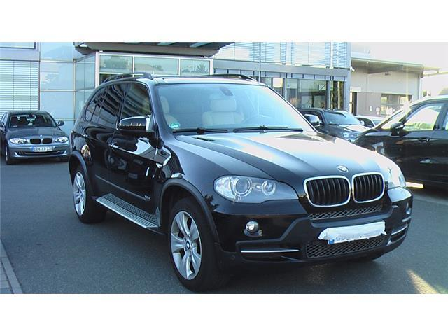 verkauft bmw x5 7 sitze kamera panor gebraucht 2009 km in n rnberg. Black Bedroom Furniture Sets. Home Design Ideas