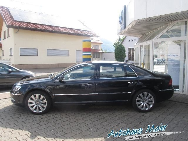 verkauft vw phaeton 4 2 v8 4motion lr gebraucht 2011 km in kuchen. Black Bedroom Furniture Sets. Home Design Ideas