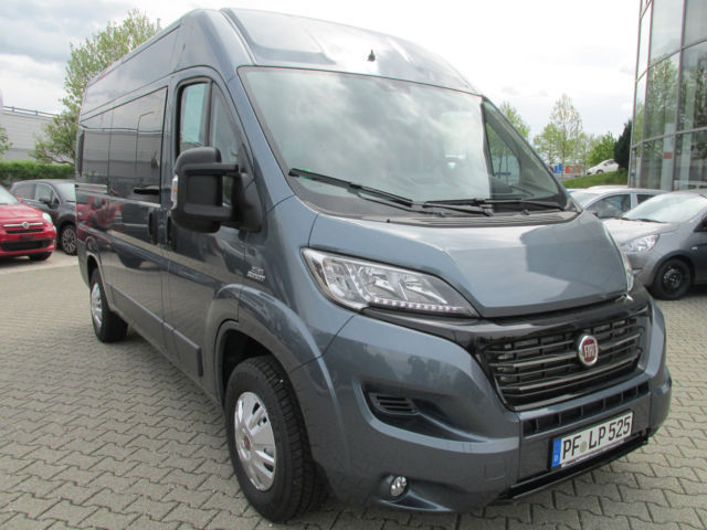 verkauft fiat ducato 33 kombi l2h2 150 gebraucht 2015 km in pforzheim. Black Bedroom Furniture Sets. Home Design Ideas