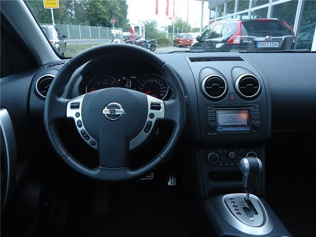 verkauft nissan qashqai 2 0 dci dpf te gebraucht 2012 km in bamberg. Black Bedroom Furniture Sets. Home Design Ideas