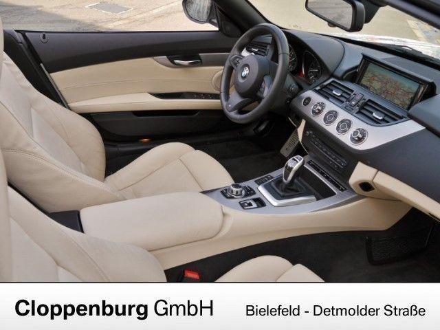 verkauft bmw z4 35i m sportpaket dkg s gebraucht 2015 km in rothenburg. Black Bedroom Furniture Sets. Home Design Ideas