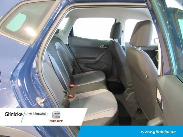 verkauft seat arona style 1 0 tsi blue gebraucht 2018 4. Black Bedroom Furniture Sets. Home Design Ideas