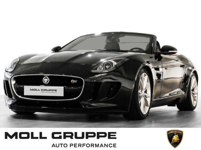 verkauft jaguar f type s cabrio gebraucht 2014 km. Black Bedroom Furniture Sets. Home Design Ideas