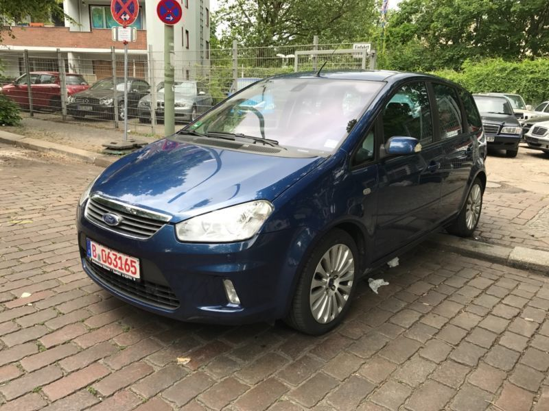 verkauft ford c max titanium gebraucht 2009 km in berlin. Black Bedroom Furniture Sets. Home Design Ideas