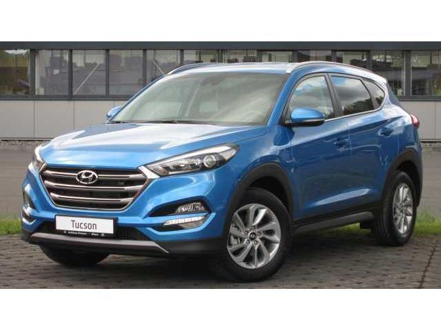 verkauft hyundai tucson 1 7 crdi blue gebraucht 2016 8. Black Bedroom Furniture Sets. Home Design Ideas