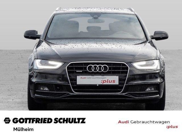 gebraucht Audi A4 Avant 2,0 TDI Quattro S-tronic Ambition - Kli