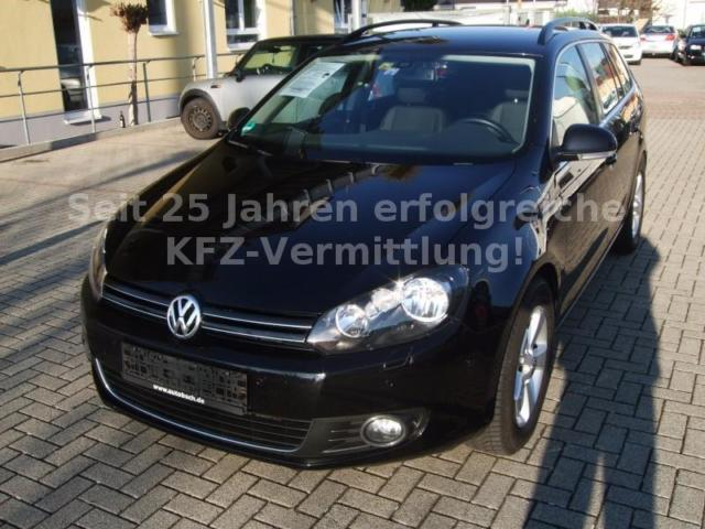 verkauft vw golf vi variant comfortlin gebraucht 2013 km in ehrenkirchen. Black Bedroom Furniture Sets. Home Design Ideas