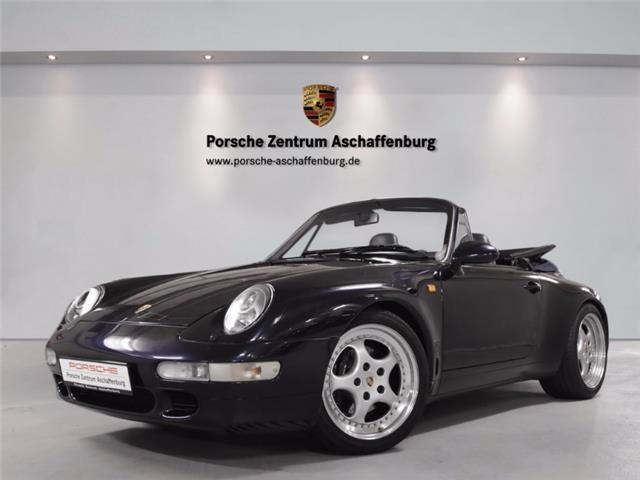 gebraucht 993 911 porsche 911 carrera cabriolet 1996 km in aschaffenburg. Black Bedroom Furniture Sets. Home Design Ideas