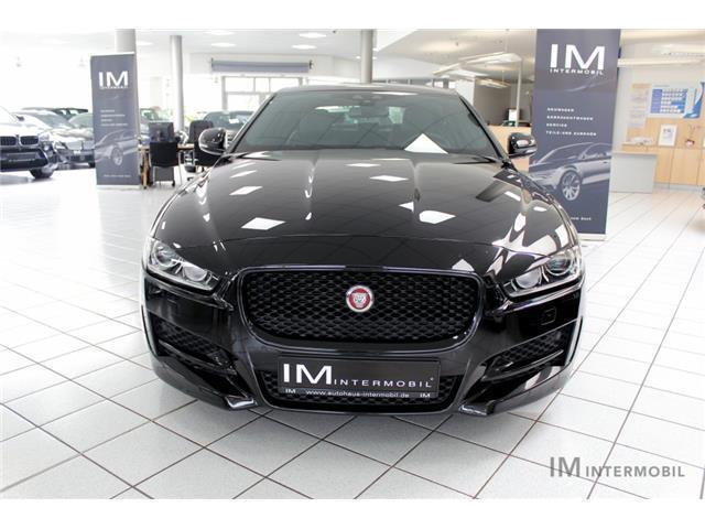 verkauft jaguar xe 20d r sport autom gebraucht 2015 km in sch nefeld ot gr. Black Bedroom Furniture Sets. Home Design Ideas