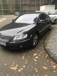 verkauft vw phaeton beiv10tdi gebraucht 2004 km in oberbarmen. Black Bedroom Furniture Sets. Home Design Ideas