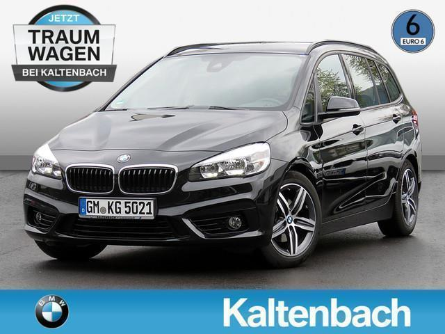 verkauft bmw 216 gran tourer sport lin gebraucht 2016 5. Black Bedroom Furniture Sets. Home Design Ideas