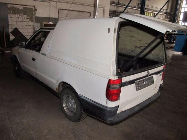 verkauft vw caddy pickup pritsche offen gebraucht 2000. Black Bedroom Furniture Sets. Home Design Ideas