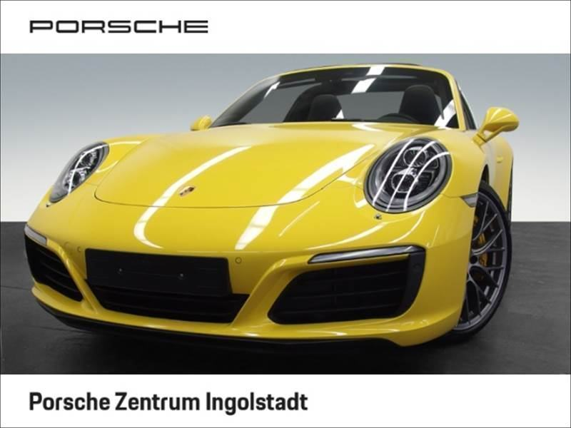 verkauft porsche 911 targa 4s pdk gebraucht 2016. Black Bedroom Furniture Sets. Home Design Ideas